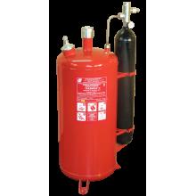 Модуль порошкового пожаротушения МПП(Н)-100-08