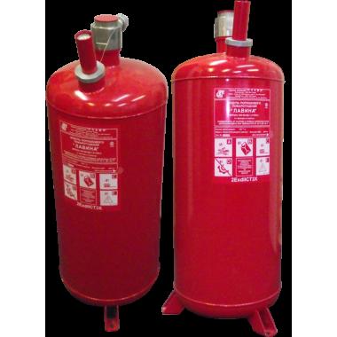 Модуль порошкового пожаротушения МПП(Н)-100-09