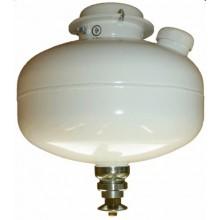 Модуль пожаротушения тонкораспылённой водой МУПТВ-13,5-ГЗ-ВД-01-01 (-50 гр.С) (
