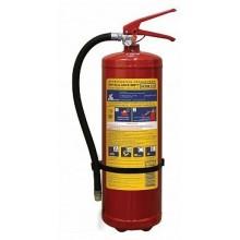 Огнетушитель порошковый закачной повышенной огнетушащей способности ОП-5(з)-АВСЕ МИГ Е