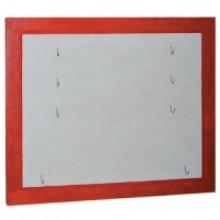 Щит пожарный металлический открытый (без комплекта) Щит метал.открытого типа (без комплекта)