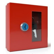 Ключница на 1 ключ Ключница на 1 ключ (К-01) (красная)