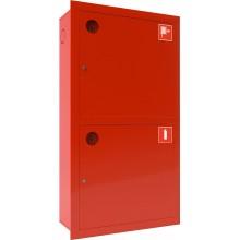 Шкаф пожарный встраиваемый закрытый красный Ш-ПК-О-003ВЗК (ПК-320ВЗК)