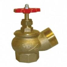 Вентиль угловой латунный Вентиль КПЛ 50-1 угловой латунь (муфта-цапка)