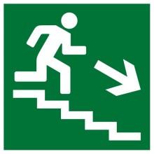Пленка Плёнка (Е-13) направление к эвакуационному выходу