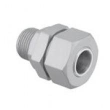 Кабельный ввод для монтажа бронированным кабелем, диаметр брони до 17мм КВБ17