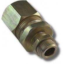Кабельный ввод для монтажа кабелем из нержавеющей стали КВ18-Н