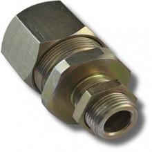 Кабельный ввод для монтажа кабелем из нержавеющей стали КВ20-Н