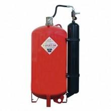 Модуль порошкового пожаротушения с вытесняющим газом взрывозащищенный МПП-«Гарант-100вз»