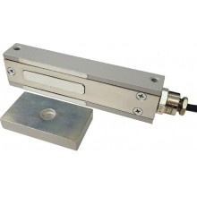 Электромагнитный замок взрывозащищенный AL-FM-M20-G-24-K