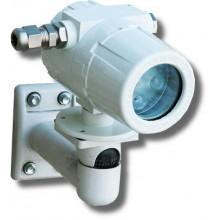 Прожектор инфракрасный взрывозащищенный ИК-07е-120 (компл.07), КВМ15+КВМ15