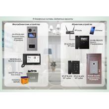 IP-домофонные системы BAS-IP. Бюджетные варианты Типовое решение: ДМФ-003