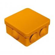 Коробка огнестойкая для открытой установки Коробка огнестойкая 80х80х40 (40-0210-FR1.5-4-П)