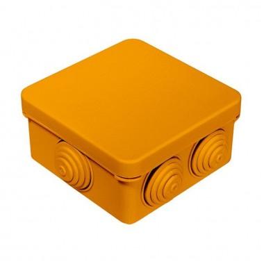 Коробка огнестойкая для открытой установки Коробка огнестойкая 80х80х40 (40-0210-FR2.5-6)