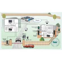 Контроль доступа на объектах любого масштаба Типовое решение: СКУД-009