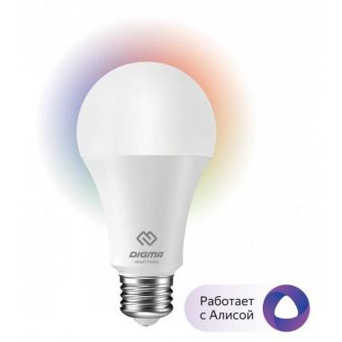 Умная лампа DiLight DiLight E27 N1 RGB