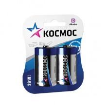 Батарейки космос LR-14 2бл/24/96 1,5V